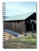 Blenheim Bridge Spiral Notebook