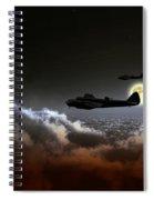 Blenheim Nightfighters Spiral Notebook