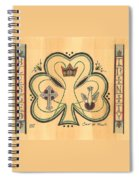Blessed Trinity Spiral Notebook
