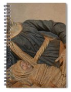 Blessed Virgin Mary Spiral Notebook