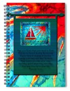 Blessings 1 Spiral Notebook