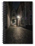 Blind Donkey Alley Dawn Spiral Notebook