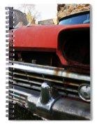 Blind Rambler Spiral Notebook