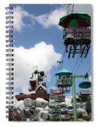 Blizzard Lift Spiral Notebook