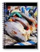 Blocks Tackles And Ropes Spiral Notebook