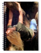Blondes Have More Fun Spiral Notebook
