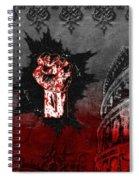 Blood Lust Spiral Notebook