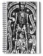 Bloodletting, 1496 Spiral Notebook