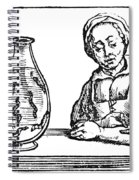 Bloodletting, 1638 Spiral Notebook