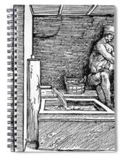 Bloodletting, C1500 Spiral Notebook