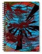 Bloody Mess Spiral Notebook