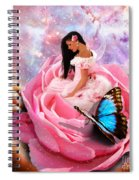 Bloom In The Hand Of The Father Spiral Notebook