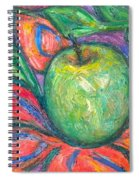 Blooming Apple Spiral Notebook