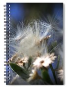 Blooming Wildflower Spiral Notebook
