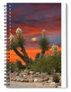 Full Blooming Yucca Spiral Notebook