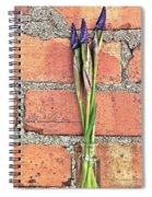 Blooms For Tomorrow  Spiral Notebook