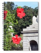 Blooms In Arlington Spiral Notebook