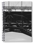 Bloor Street Viaduct Spiral Notebook