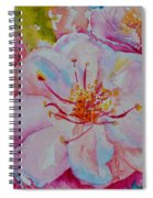 Blossom Spiral Notebook