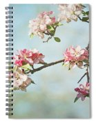 Blossom Branch Spiral Notebook