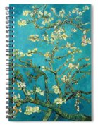 Blossoming Almond Tree Spiral Notebook