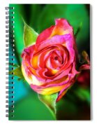 Blossoming Life....2 Spiral Notebook