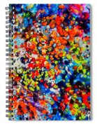Blossoming Meadow Spiral Notebook