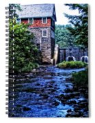 Blow Me Down Mill Spiral Notebook