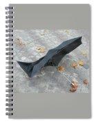 Windblown Away Spiral Notebook
