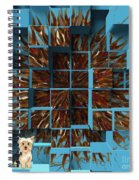 Blowout Spiral Notebook