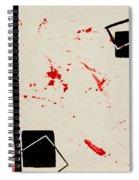 Bludgeoned Spiral Notebook