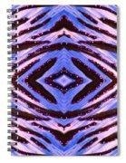 Blue 42 Spiral Notebook