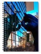 Blue Bear 5214 Spiral Notebook
