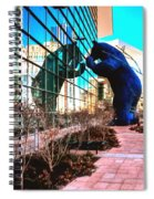 Blue Bear Convention Center 5214 Spiral Notebook