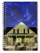 Blue Bucket Spiral Notebook