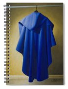 Blue Cape Spiral Notebook