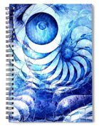 Blue Dream Spiral Notebook