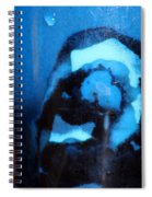 Blue Instant Spiral Notebook