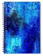 Blue Lagoon 13 Spiral Notebook