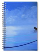 Blue Lagoon Spiral Notebook