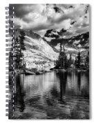 Blue Lake Spiral Notebook