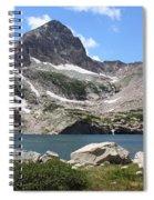 Blue Lake Spiral Notebook