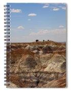 Blue Mesa - Painted Desert Spiral Notebook