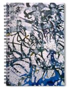 Blue Mind Spiral Notebook