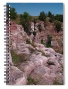Blue Mounds Quarry Spiral Notebook