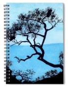 Blue Mountain Spiral Notebook