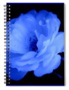 Blue Perfection Spiral Notebook