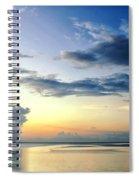 Blue Relax Spiral Notebook