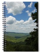 Blue Ridge Mountain Scenic - Craig County Va IIi Spiral Notebook