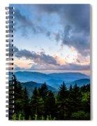 Blue Ridge Parkway Spiral Notebook